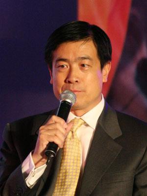 图文:索尼中国有限公司副总裁赵斌