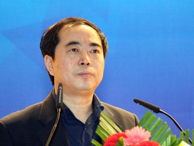 图文:京华时报社社长吴海民