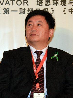 图文:宝钢股份总经理助理邹宽