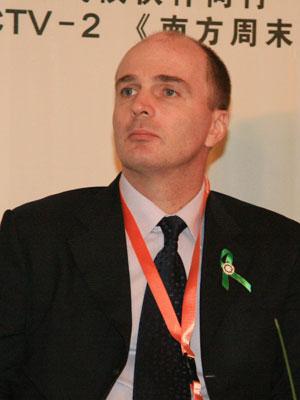 图文:CleanTech中国区总裁Jim-Mahoney