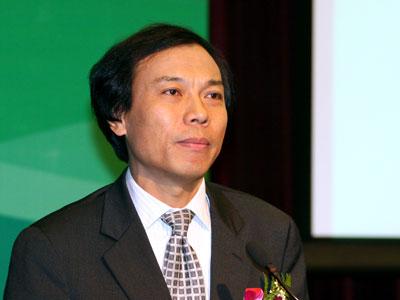 福建新华都实业集团总裁唐骏发言(图)