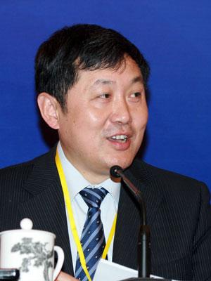 北京产权交易所总裁熊焰(图)