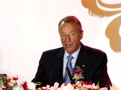 海博格:现代奥运给主办国带来变化(2)