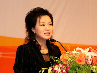 图文:第一财经《财富人生》节目主持人叶蓉
