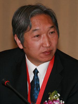 图文:中国广告协会互动网络分会秘书长陈永