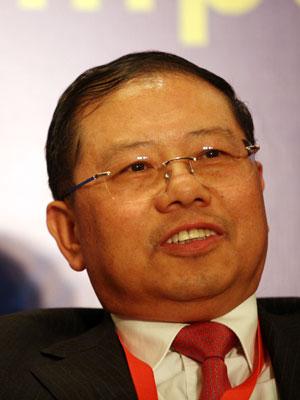 图文:天津港(集团)有限公司董事长于汝民
