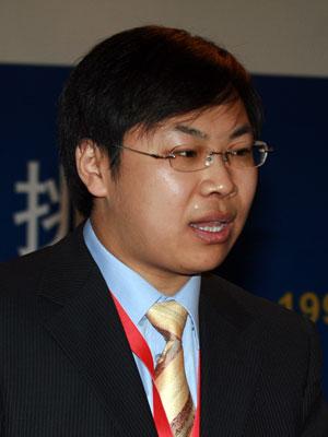 图文:康盛创想(北京)公司首席执行官戴志康