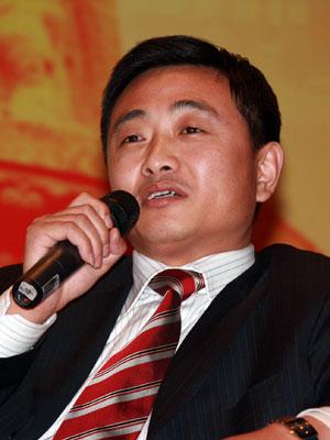 图文:北京美世投资集团董事长张洪欣