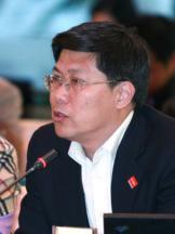 中国发展研究基金会副秘书长汤敏