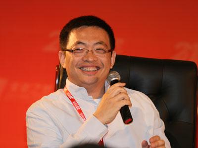 图文:北京东方高圣投资顾问有限公司董事长陈明键
