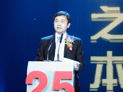 图文:万科企业股份有限公司副总裁毛大庆