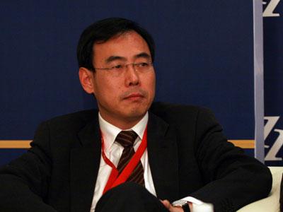 图文:瑞士诺华制药有限公司中国区总裁李振福