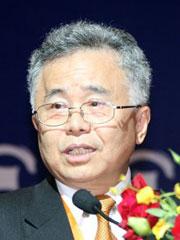 图文:台湾金融服务业联合总会理事长许嘉栋
