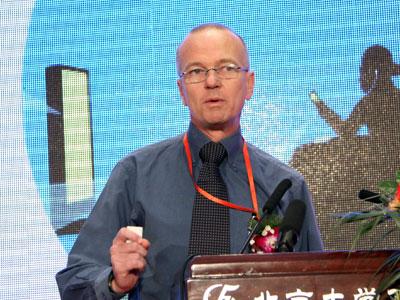 图文:尼尔森大中华区副总裁Shan-Phillips