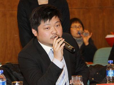 图文:伦敦都市大学商学院客座讲师杨阳