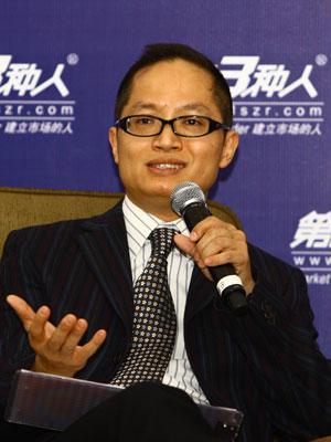 葛瑞广告总经理阮国维
