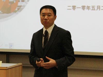 图文:香港科技大学商学院副教授徐岩