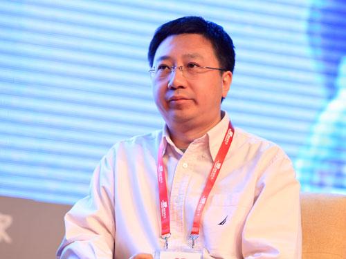 北京市活力天汇科技有限公司CEO王江(来源:新浪财经 陈鑫 摄)