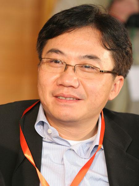 天鸿地产董事长柴志坤(来源:新浪财经)