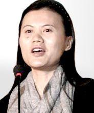 阿里巴巴集团首席人才官彭蕾(资料图片)