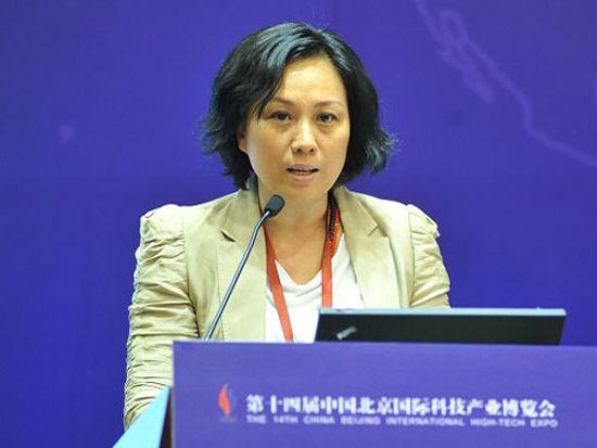 维迪阿有限公司总裁吴亭亭(资料图片)
