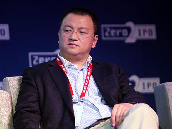 李红光_图文:捷源绿能副总裁李红光
