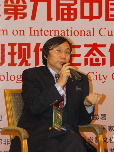 以上图片为北京大学文化产业研究院研究员杨志弘