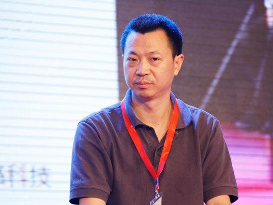桔子酒店创始人吴海(新浪财经 陈鑫 摄)