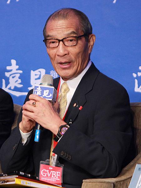"""由远见-天下文化事业群主办的""""第十届华人企业领袖高峰会""""于11月6日-7日在台北召开。上图为理律法律事务所所长陈长文。(图片来源:新浪财经 梁斌 摄)"""