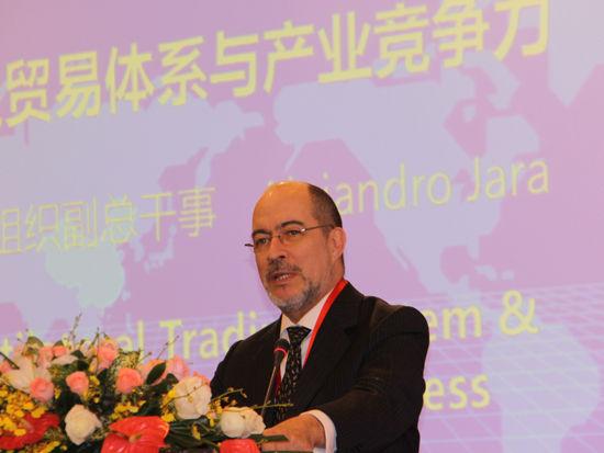 世贸组织副总干事:中国需要开放市场