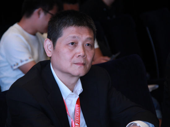 怡和控股有限公司董事兼怡和(中国)有限公司主席许立庆
