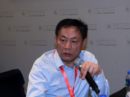 图为华远地产董事长任志强。(图片来源新浪财经)