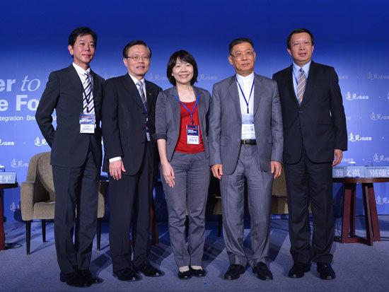 论坛:品牌价值与企业社会责任|华人企业领袖远