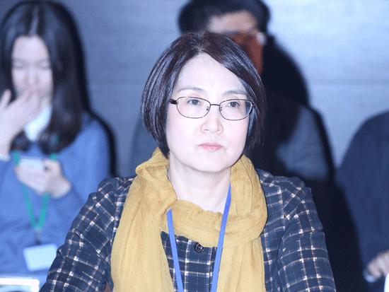 """由《英才》杂志、新浪网、北京青年报共同主办""""2014(第十四届)中国年度管理大会""""于11月28日在北京举办。上图为生命人寿保险股份有限公司董事长方力。(图片来源:新浪财经)"""