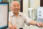 97岁老人炒股防痴呆