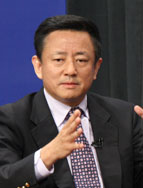 中国环境保护部总工程师万本太