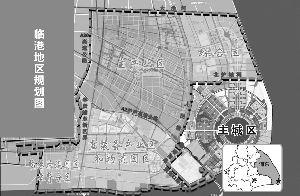 """上海临港""""智造城"""":三年投资1000亿(图)"""