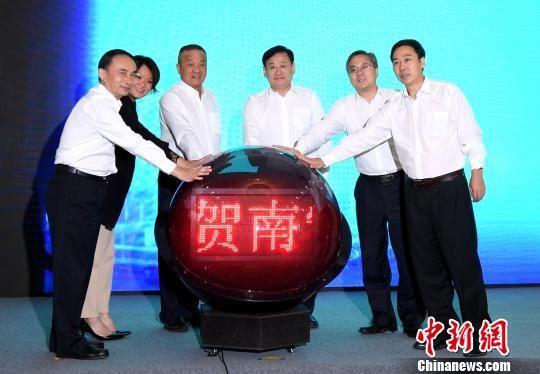 全国首个公共资产负债管理智能云平台在南宁上线运行