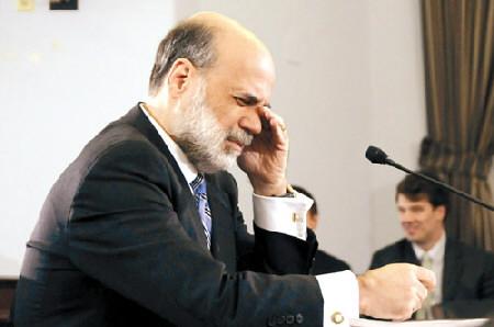 华尔街噩耗频传唱衰经济美联储决心救市