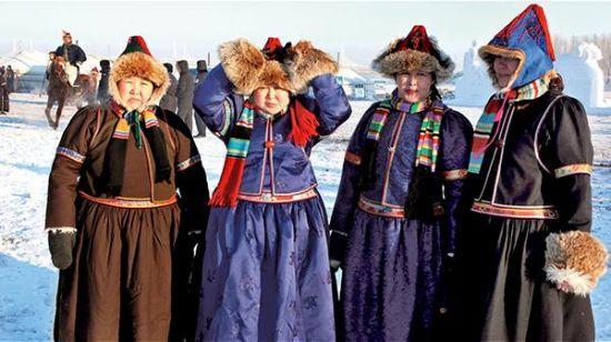2012年内蒙古冬季冰雪那达慕暨巴尔虎草原祭