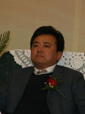 图文:泰信基金公司总经理高青海