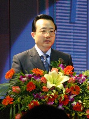 中国期货业协会会长刘志超致辞