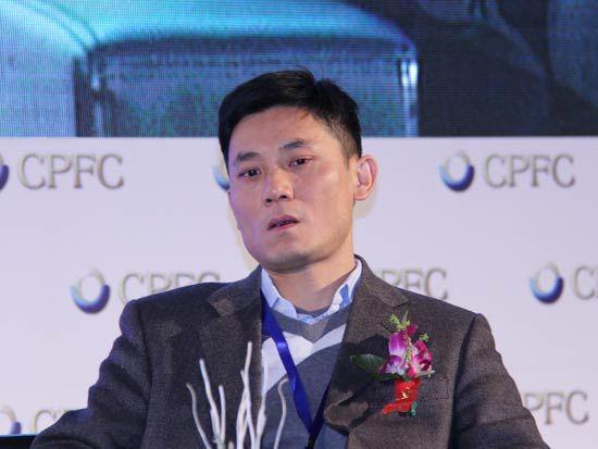 图文:上海秦晖信息科技总经理徐晖_私募观点_