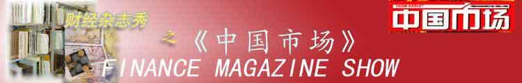 《中国市场》2004
