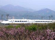 中国南车生产的时速200公里动车组