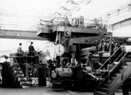 1970年辽河盆地石油勘探誓师大会