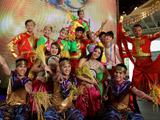 河北与泰国艺术家亲切交流