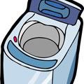 一台洗衣机