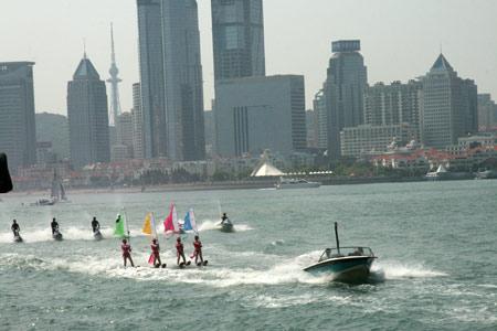 四大看点带你巡游青岛国际海洋节(组图)