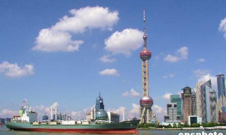 上海东方明珠塔简介图片